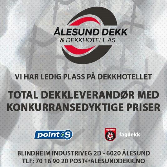 Åles Dekk &b Dekkh nettboard generell