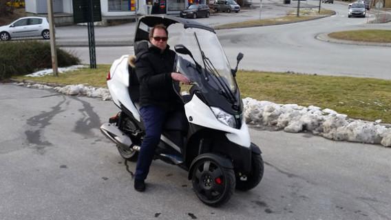 moped ålesund