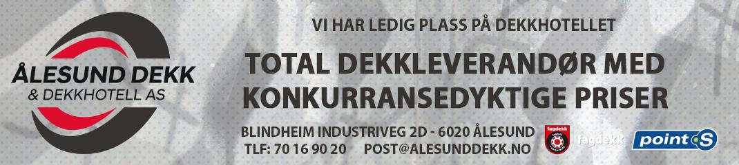 Åles Dekk & Dekkh – banner generell