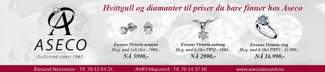 Aseco banner diamant
