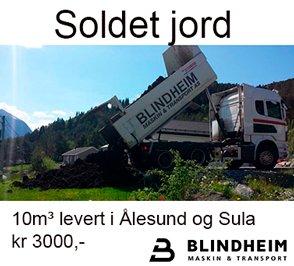 Blindheim profil liten