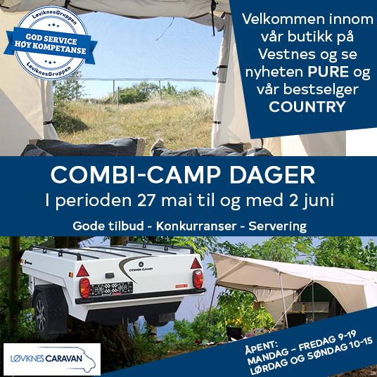 Løviknes Combi camp dager