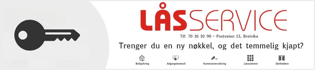 Låsservice profil banner