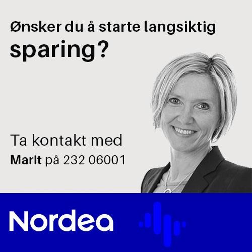 Nordea pensjon stor