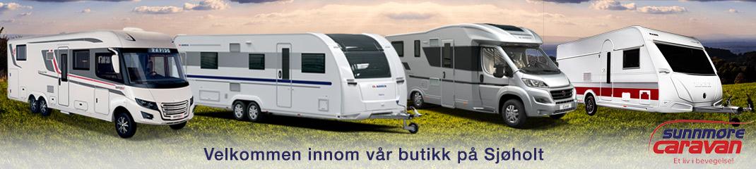 Sunnmøre Caravan profilbanner