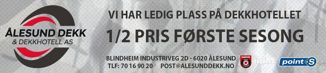 Ålesund Dekk & Dekkhotell – banner artikkel
